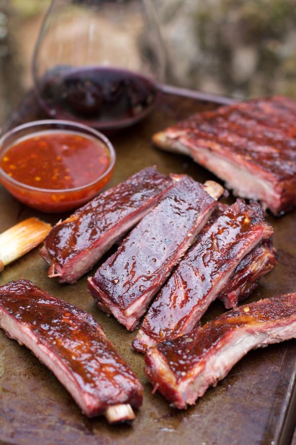 Pork Ribs Rub  Smoked Pork Ribs with Asian Spice Rub Vindulge