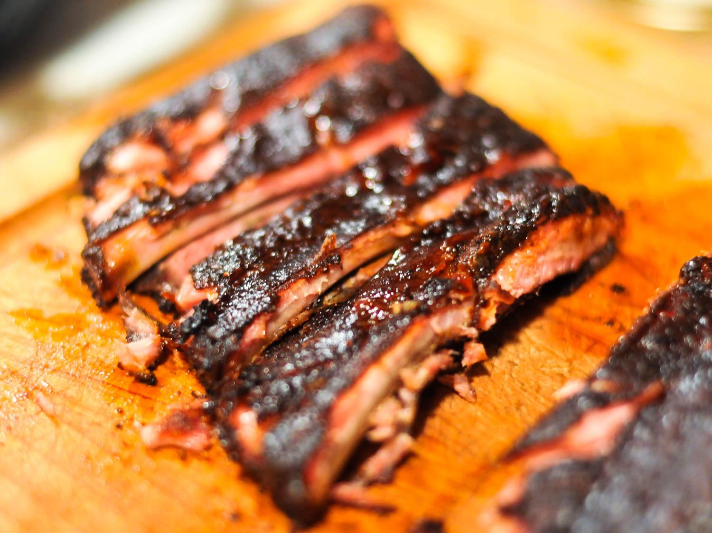 Pork Ribs Rub  Barbecue Coffee Rubbed Ribs Recipe