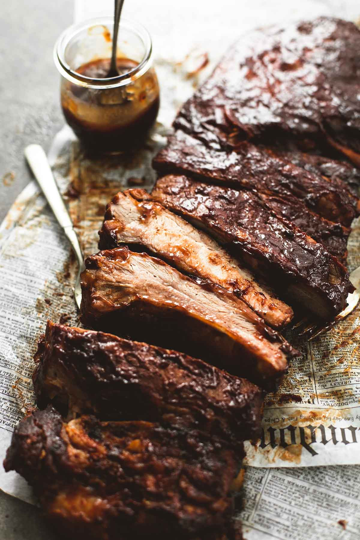 Pork Ribs Slow Cooker  slow cooker pork ribs