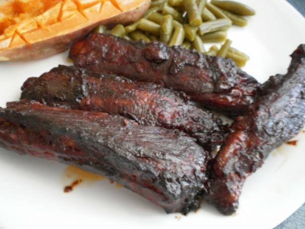 Pork Ribs Temperature Oven  10 best images about Smokin Recipes for my Bradley Smoker