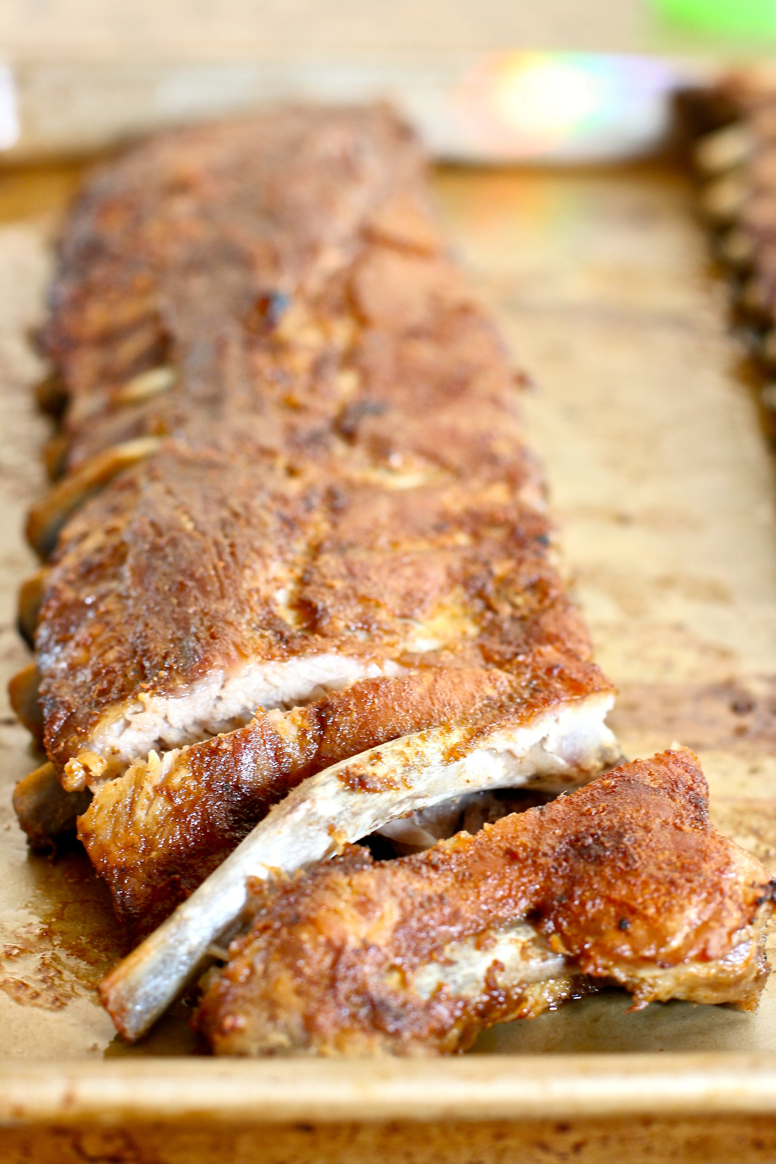 Pork Ribs Temperature Oven  Oven Baked Ribs