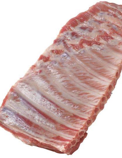 Pork Shoulder Ribs  Highland Castle Farm Pork Shoulder Ribs
