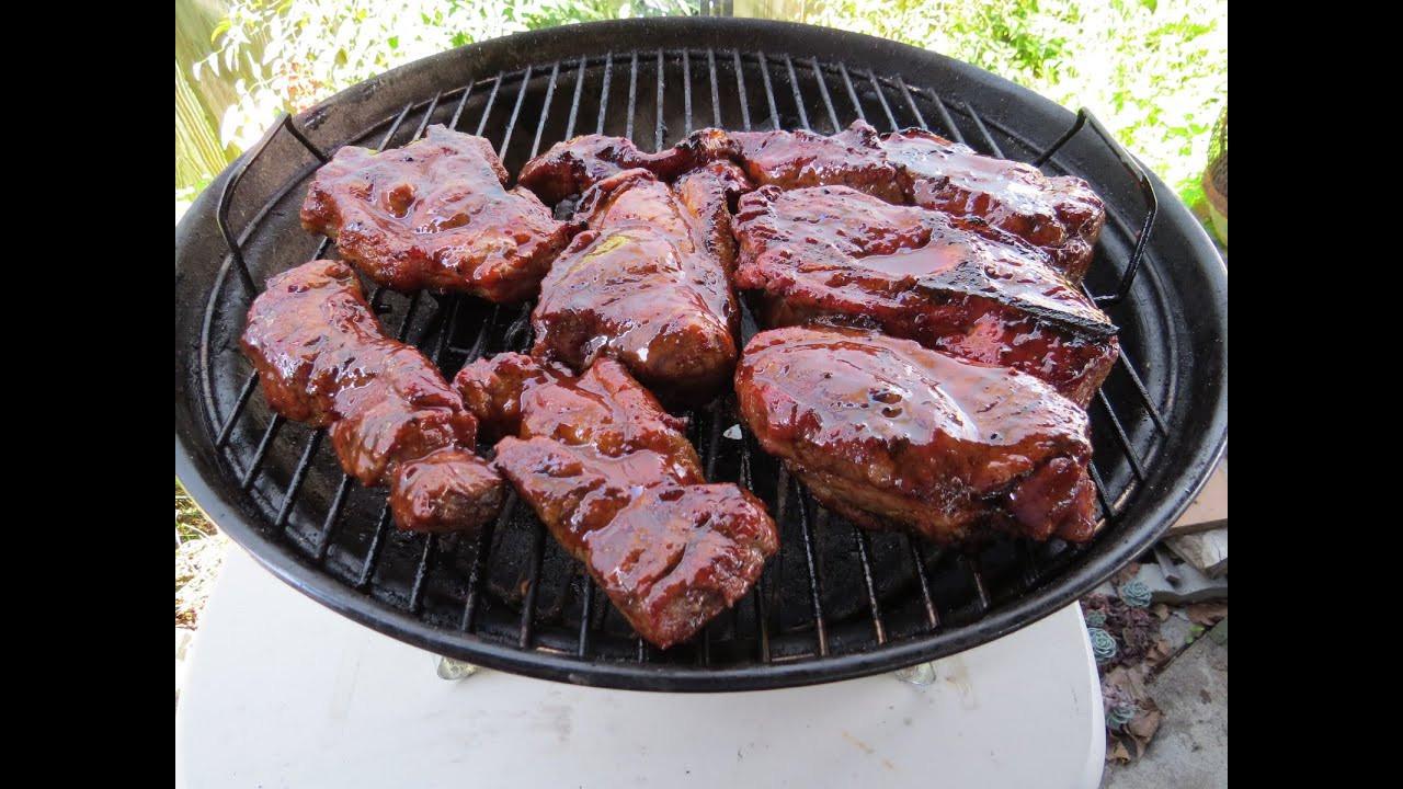 Pork Shoulder Ribs  pork shoulder country style ribs oven