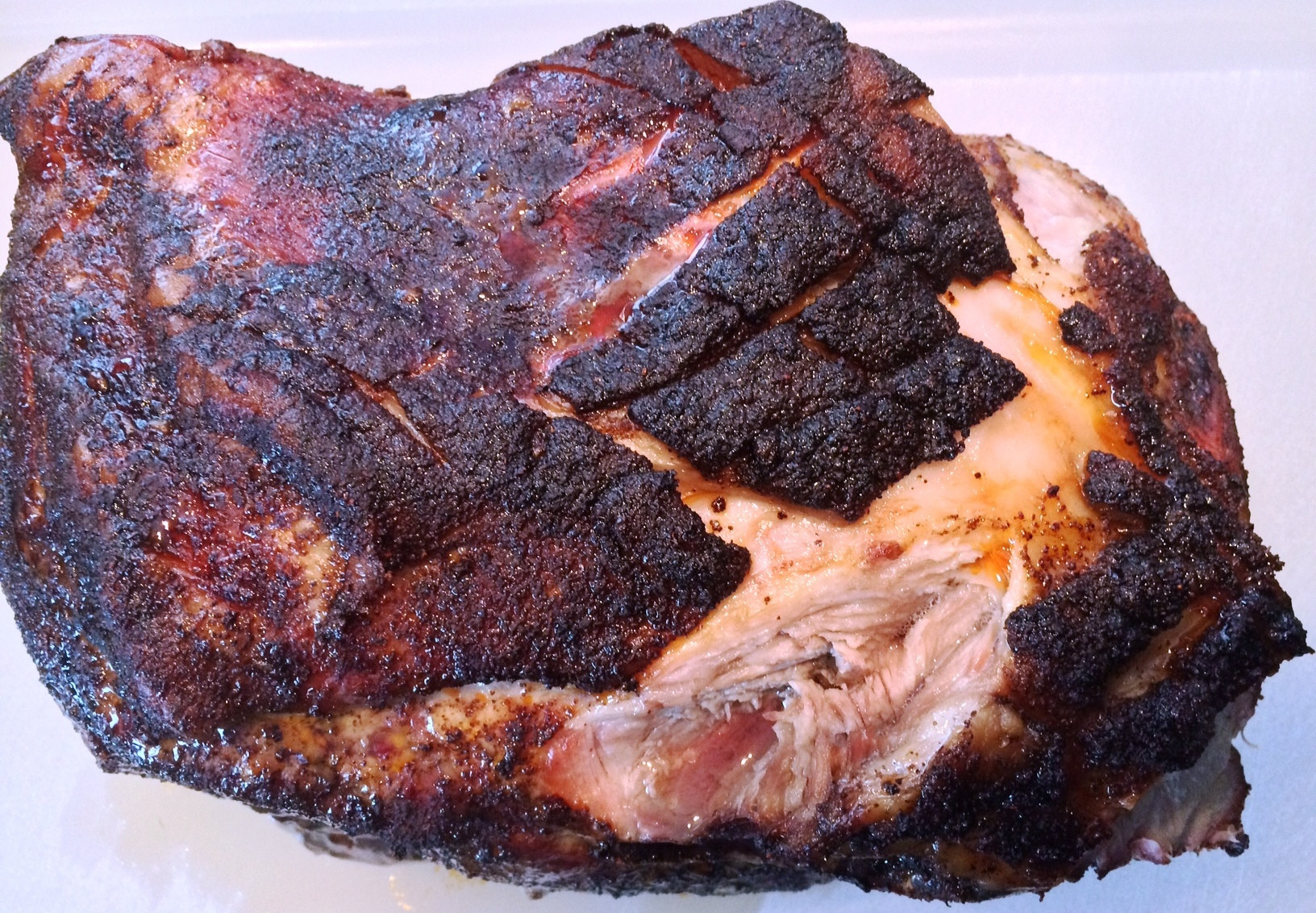 Pork Shoulder Roast  Oven Roasted Pulled Pork with Coleslaw