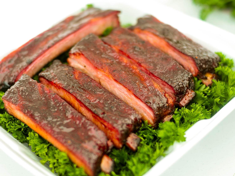 Pork Spare Ribs  How to Trim Pork Spareribs Into a St Louis Style Cut