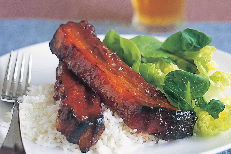 Pork Spare Ribs  marinating sauce for pork ribs