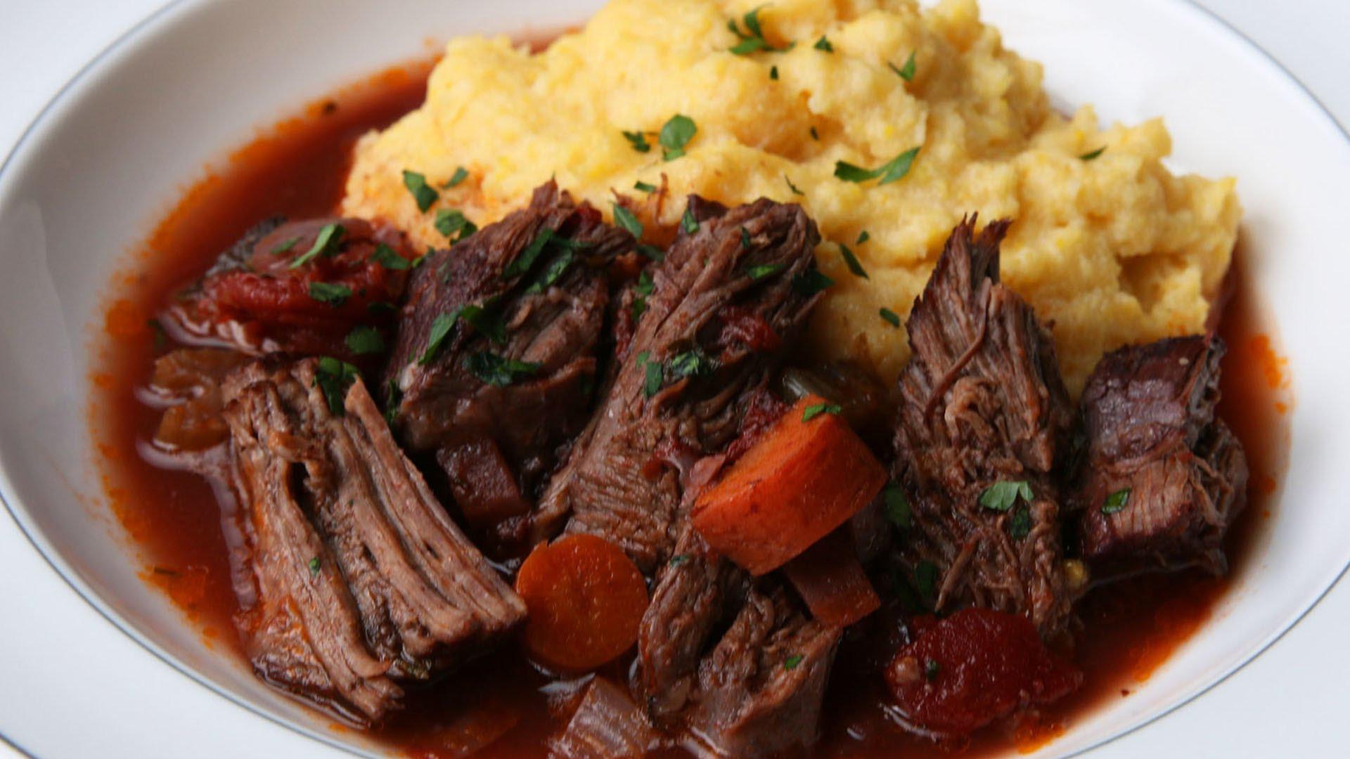 Pork Stew Slow Cooker  Slow Cooker Beef Stew CookeryShow