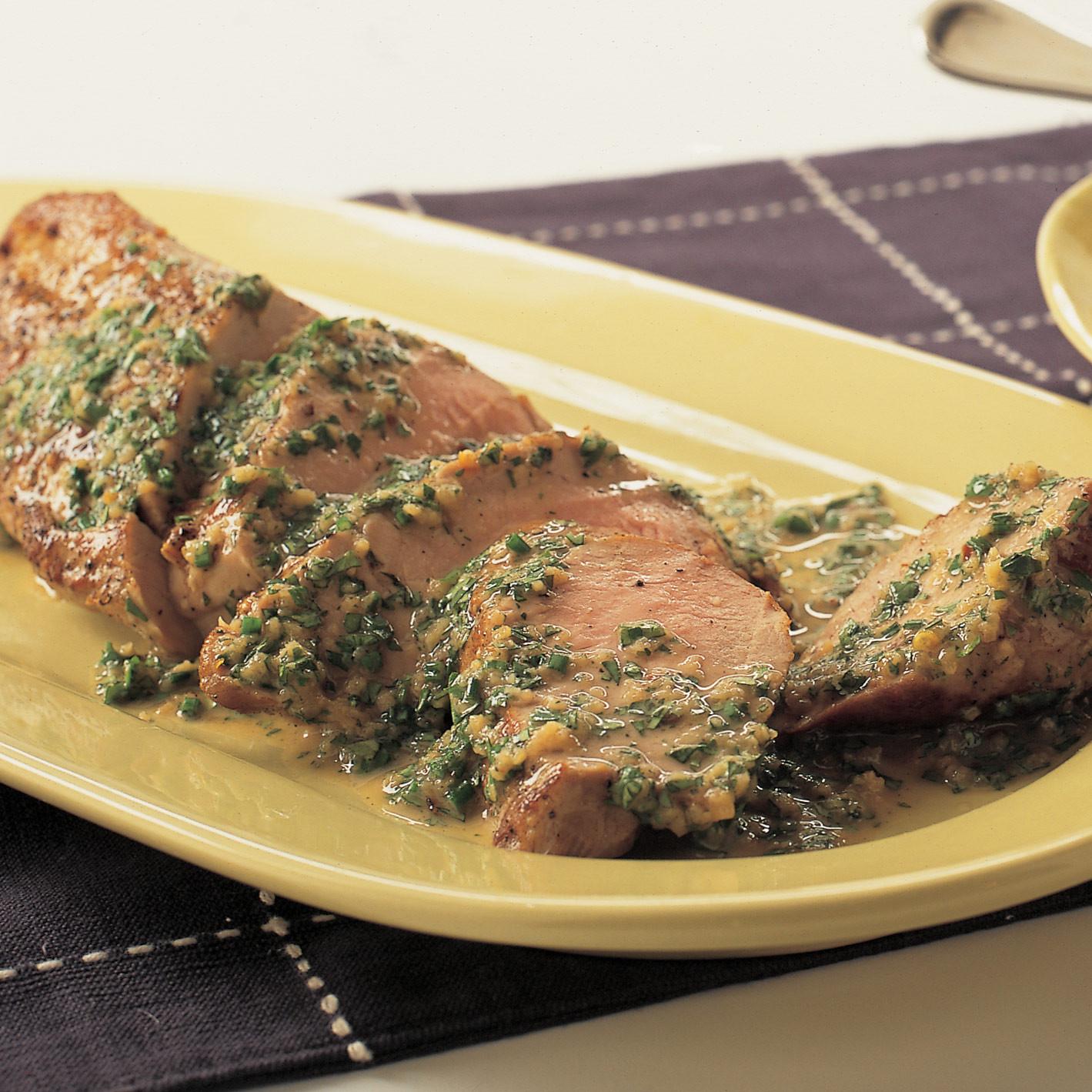 Pork Tenderloin In Oven  Pan Seared Oven Roasted Pork Tenderloins