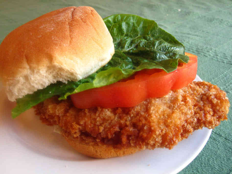 Pork Tenderloin Sandwich Recipe  Recipe Pork Tenderloin Sandwich NPR