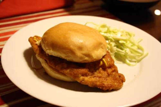 Pork Tenderloin Sandwich Recipe  Dinner Tonight Pork Tenderloin Sandwich Recipe