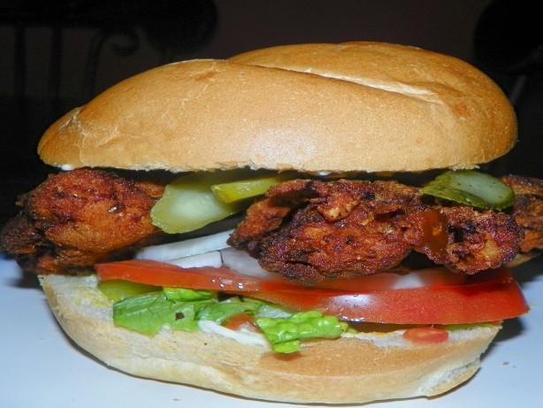 Pork Tenderloin Sandwich Recipe  Hoosier Pork Tenderloin Sandwich Recipe Food