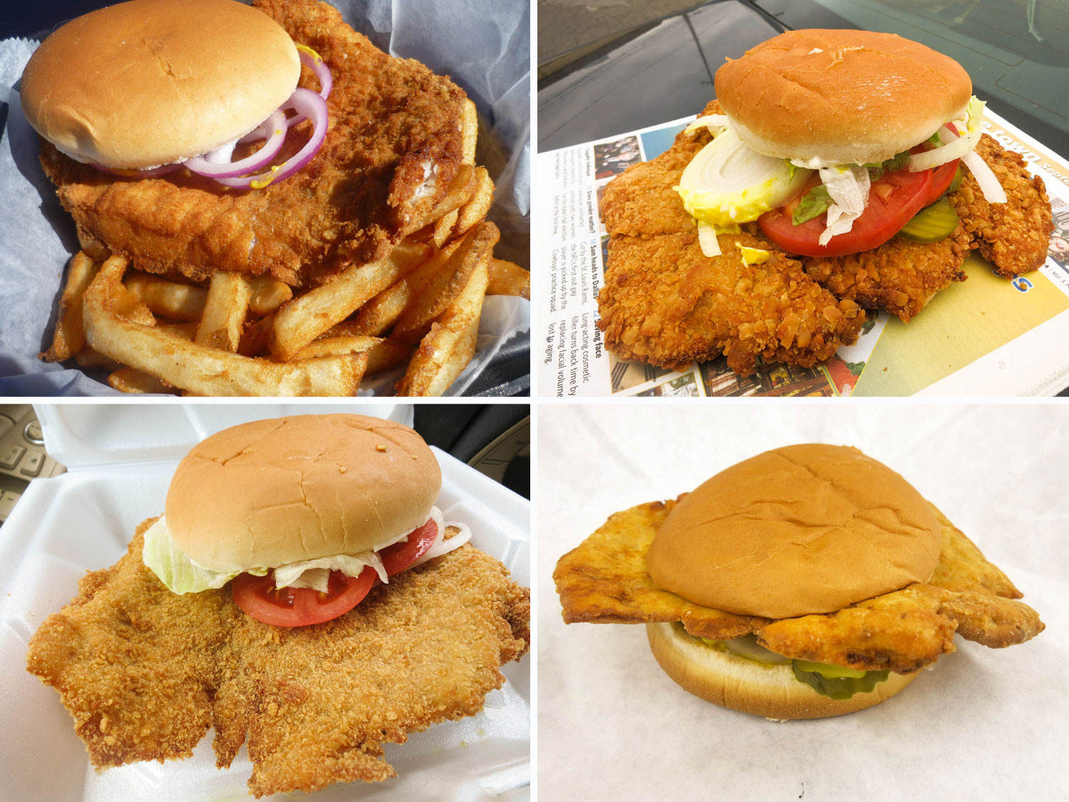 Pork Tenderloin Sandwich Recipe  The Best Breaded Pork Tenderloin Sandwiches in the Midwest
