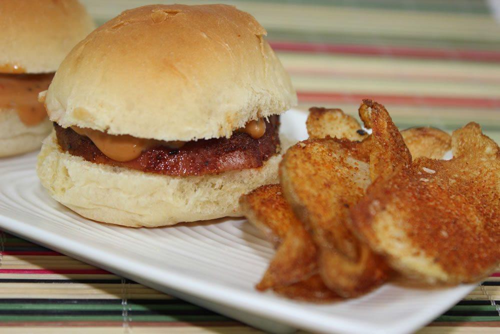 Pork Tenderloin Sliders  Smoked Pork Tenderloin Sliders Extras Smoking Meat