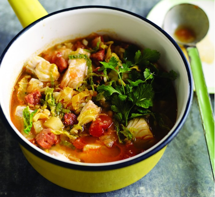 Portuguese Seafood Stew  Article featured image