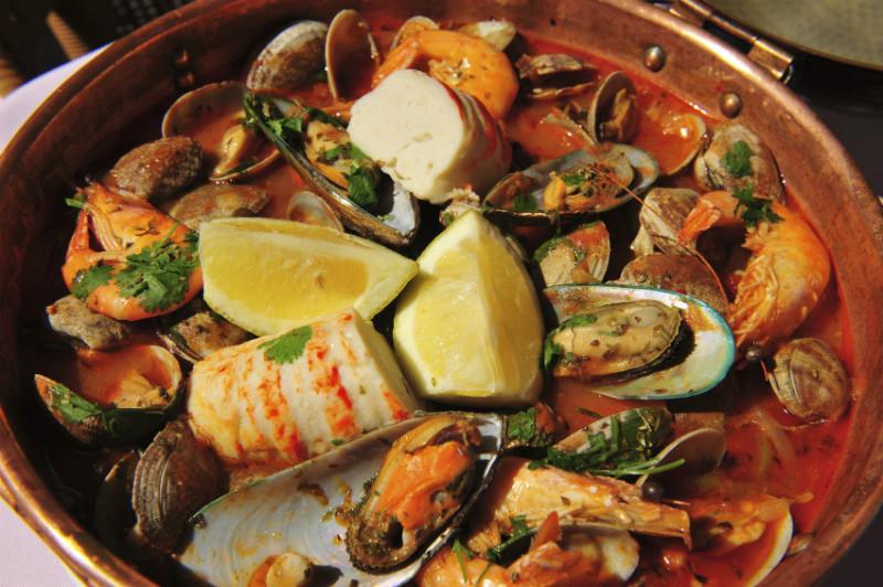 Portuguese Seafood Stew  Alvor Restaurants