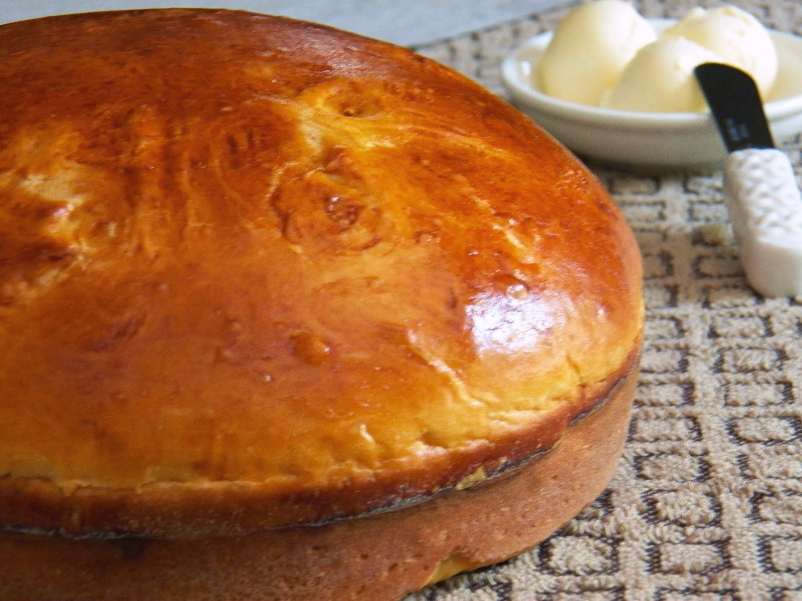 Portuguese Sweet Bread Recipe  PORTUGUESE SWEET BREAD In Good Flavor