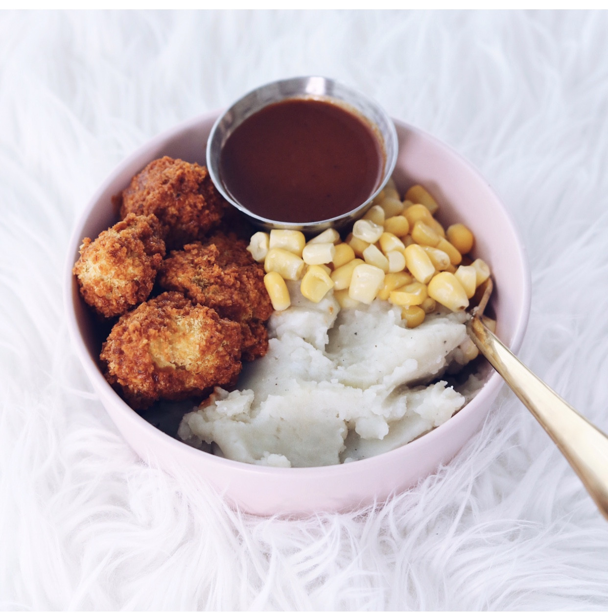 Potato Bowl 2018  fort Food Mashed Potato Bowl Liv B