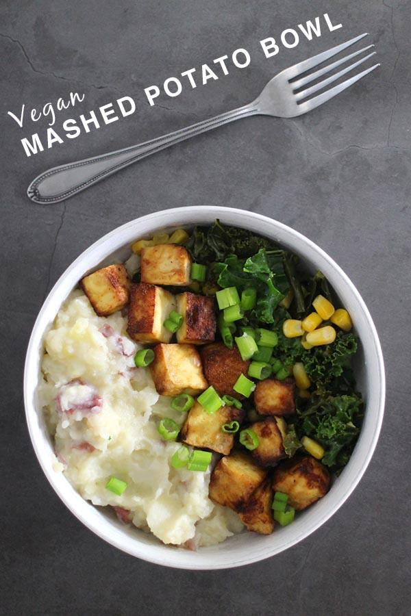 Potato Bowl 2018  Vegan Mashed Potato Bowl of Your DREAMS Glue & Glitter