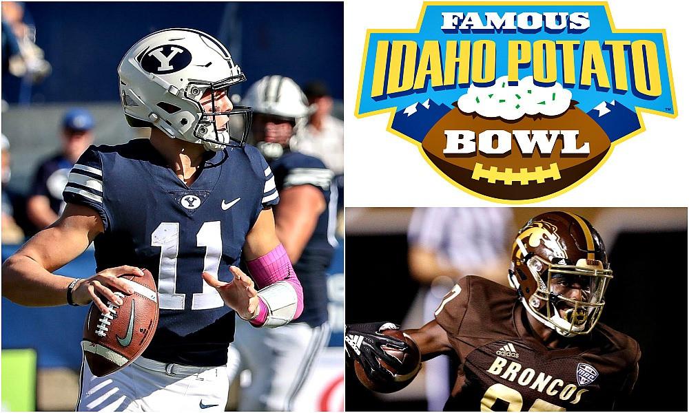 Potato Bowl 2018  CSJ 2018 Potato Bowl Preview BYU vs Western Michigan