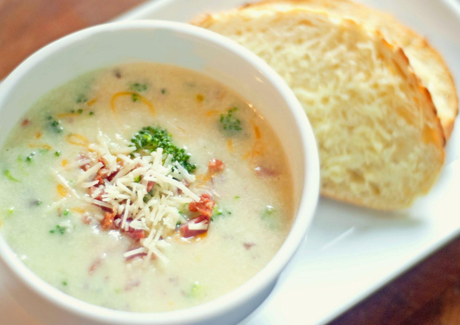 Potato Broccoli Soup  Potato Broccoli Cheddar Soup