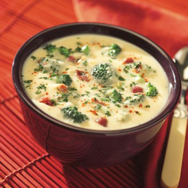 Potato Broccoli Soup  Easy Broccoli Potato Soup
