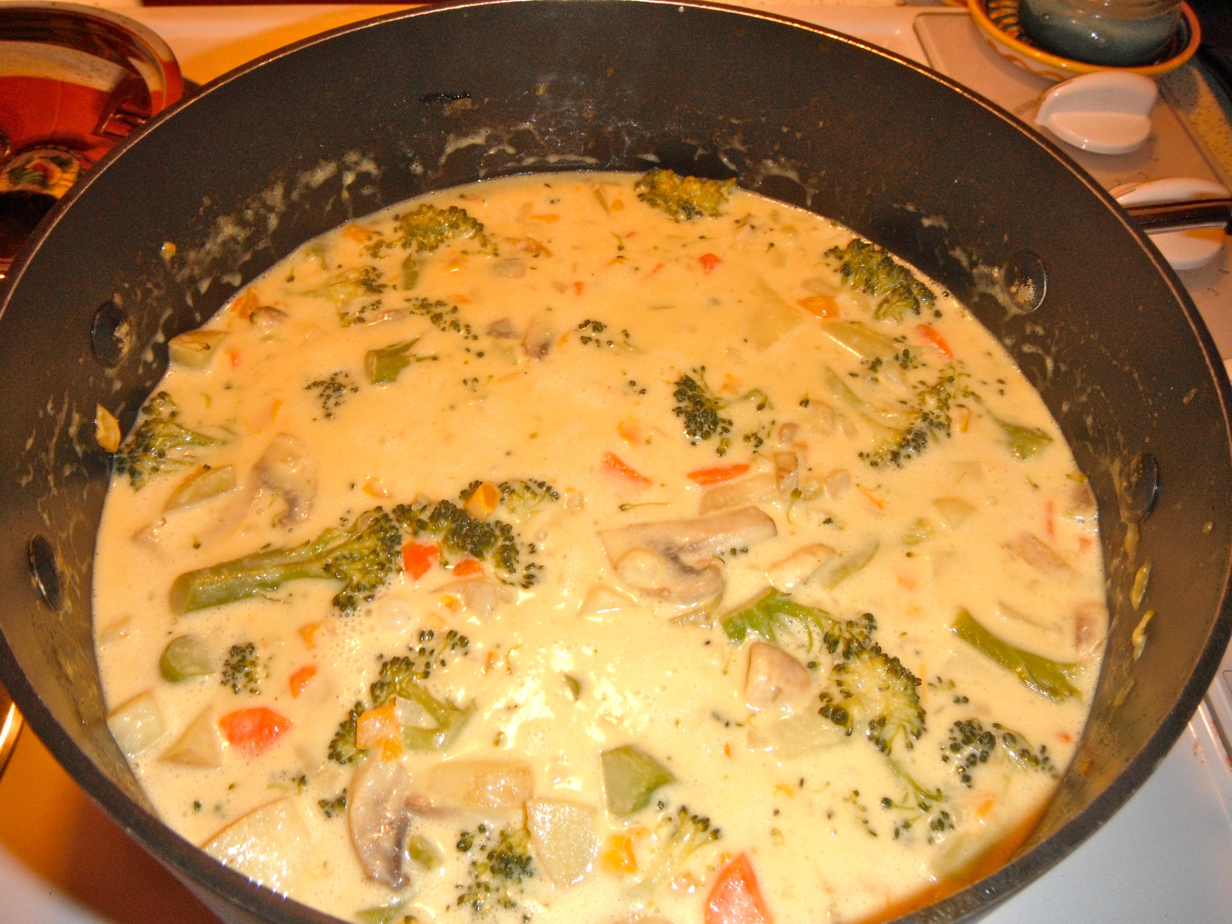 Potato Broccoli Soup  Potato and Broccoli Soup Recipe
