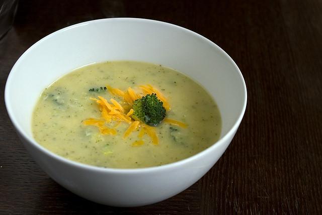 Potato Broccoli Soup  nutrient dense soups – Mindful Mama