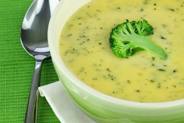 Potato Broccoli Soup  Broccoli Potato Cheese Soup Weight Watchers