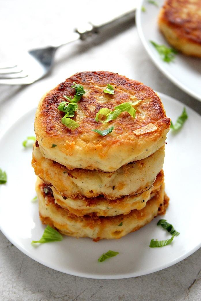Potato Cake Recipe  potato cake recipes leftover mash