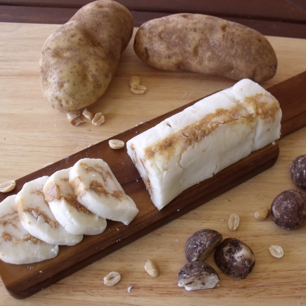 Potato Candy Recipe  Peanut Butter Potato Candy Foo Extravaganza Cindy s