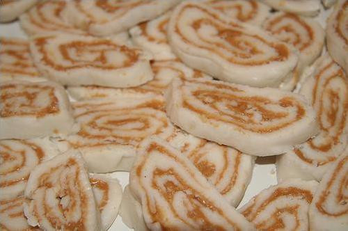 Potato Candy Recipe  runny potato candy