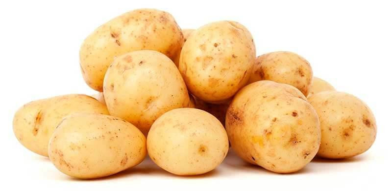 Potato Carbohydrate Amount  8 foods rich in carbohydrates