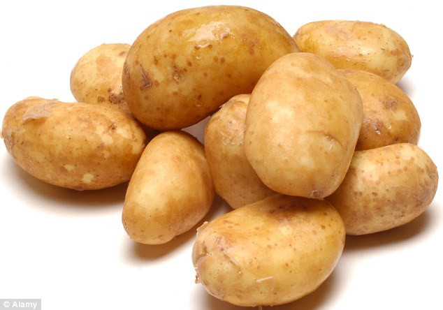 Potato Carbohydrate Amount  Carbohydrates put you MORE at risk of diabetes and heart
