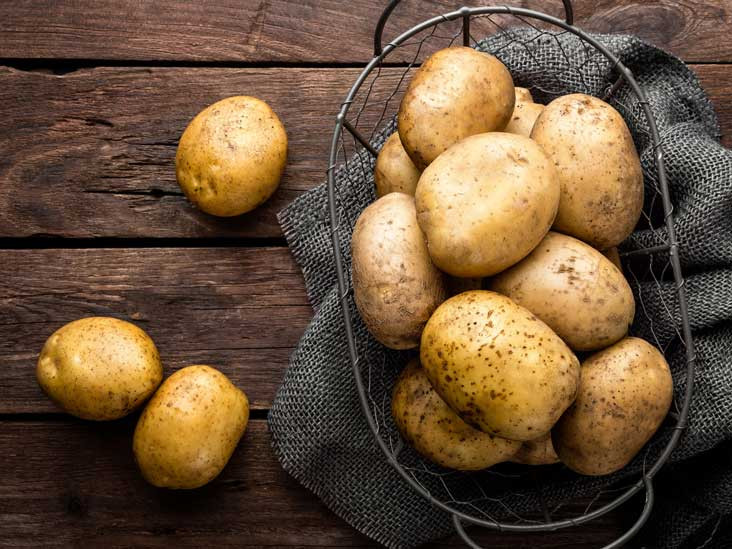 Potato Carbohydrate Amount  Potatoes 101 Nutrition Facts and Health Effects