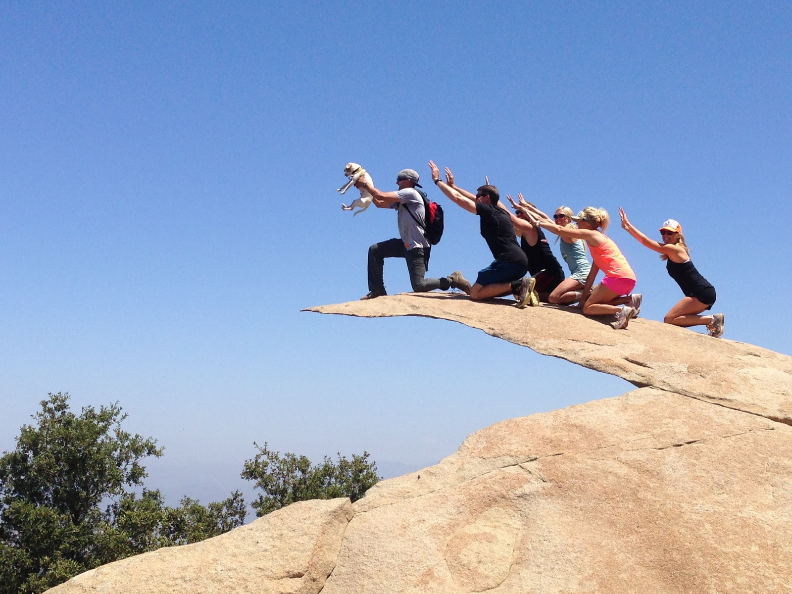 Potato Chip Rock  12 things to do in San Diego Part II The Atlas Heart