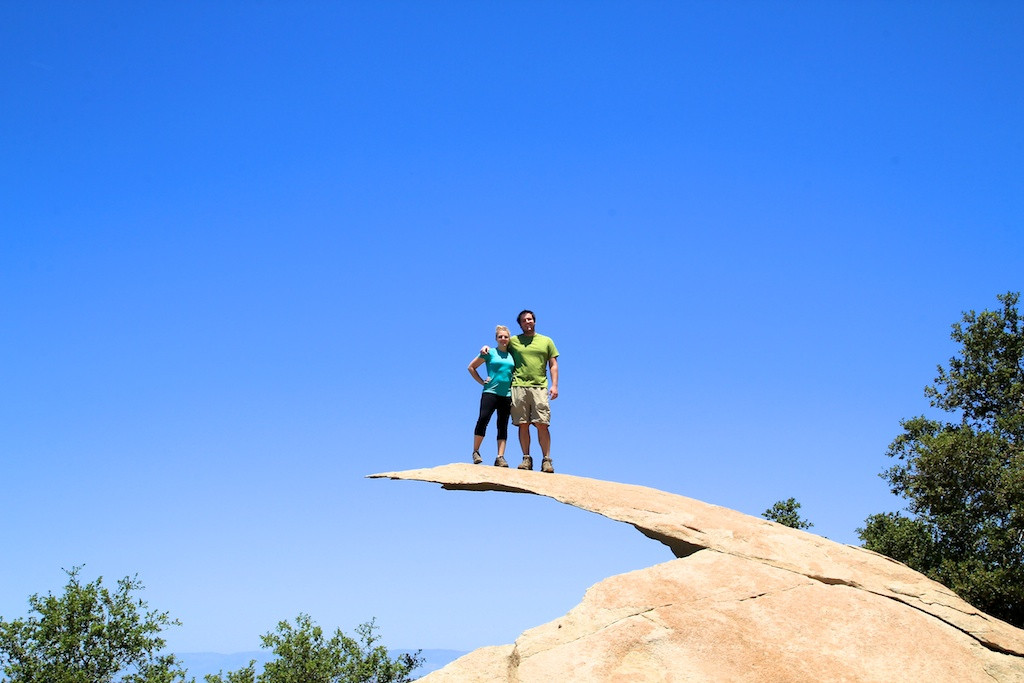 Potato Chip Rock Trail  The Big List of Strange Fun & Unique Attractions in