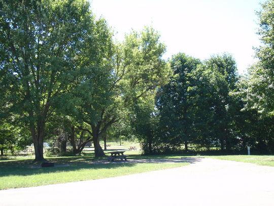 Potato Creek Cabins  Campsite Details 221 Potato Creek State Park IN