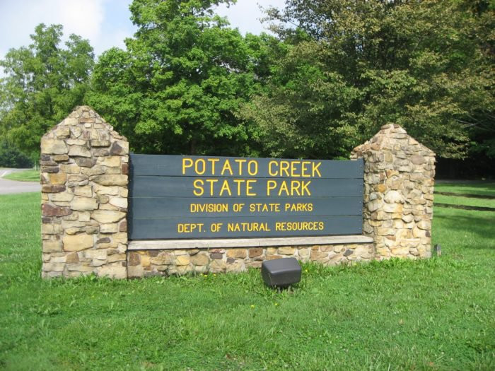 Potato Creek Cabins  6 Hoosier Myths And Legends About Indiana You Don t Want