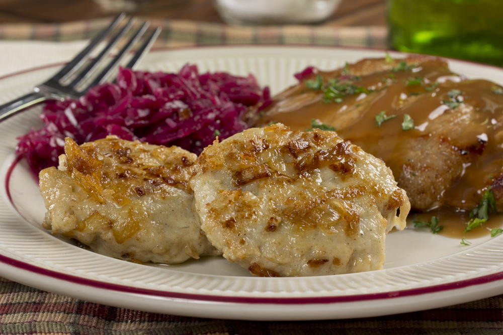 Potato Dumpling Recipe  German Potato Dumplings