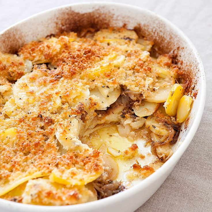 Potato Gratin Recipe  bobby flay 11 layer potato gratin