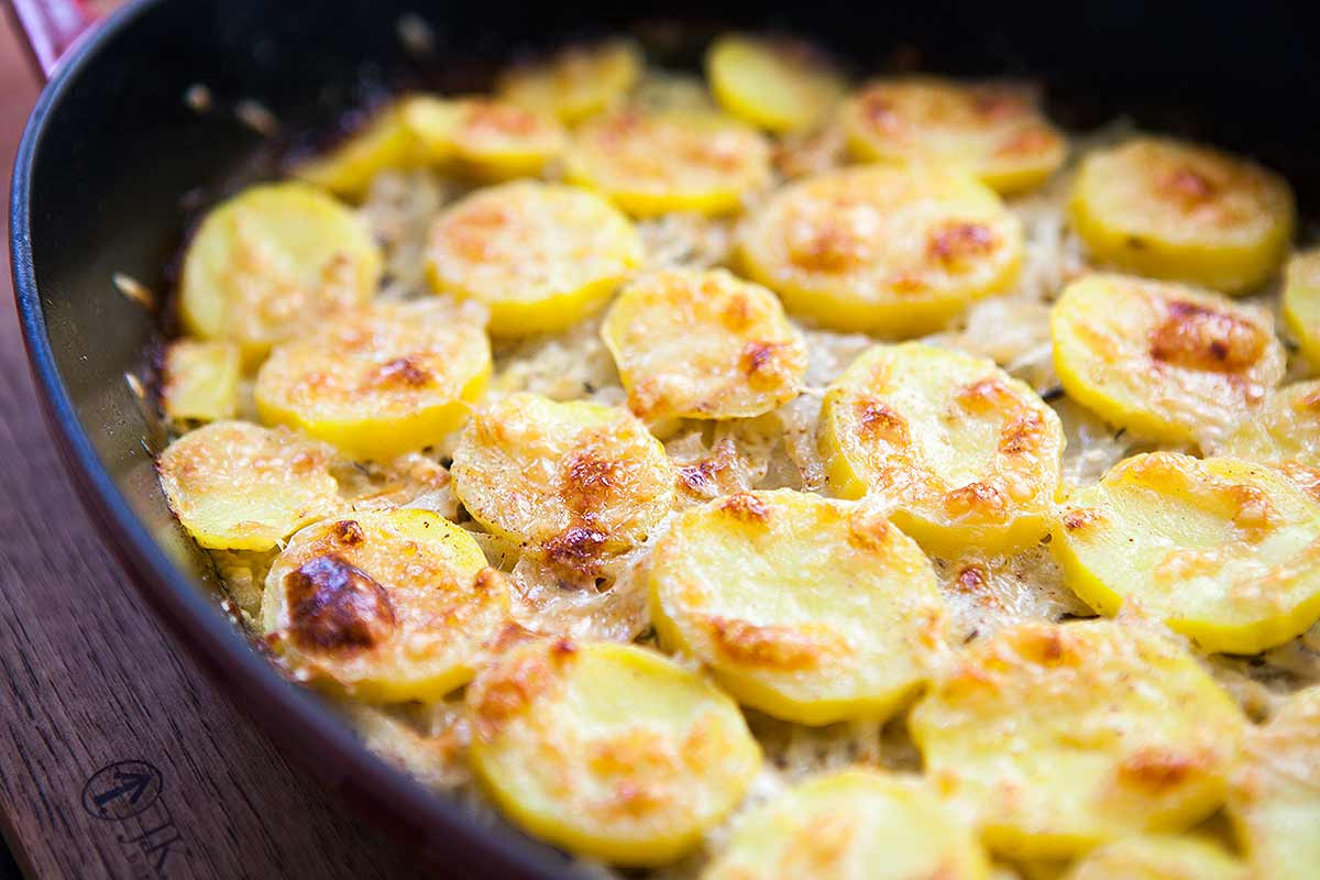 Potato Gratin Recipe  ion Potato Gratin Recipe
