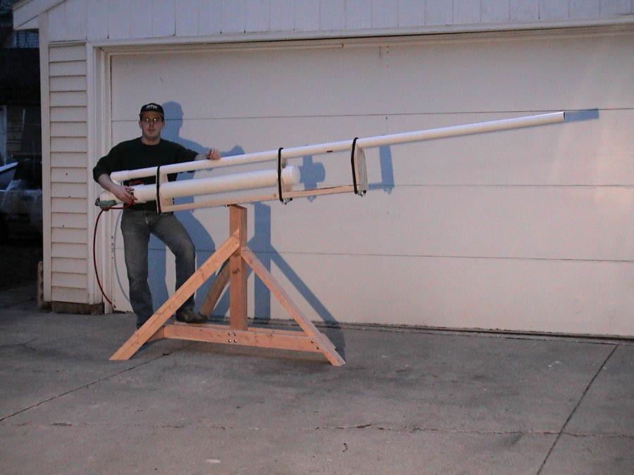 Potato Gun Plans  August 2012 Potato Spud Cannon Gun