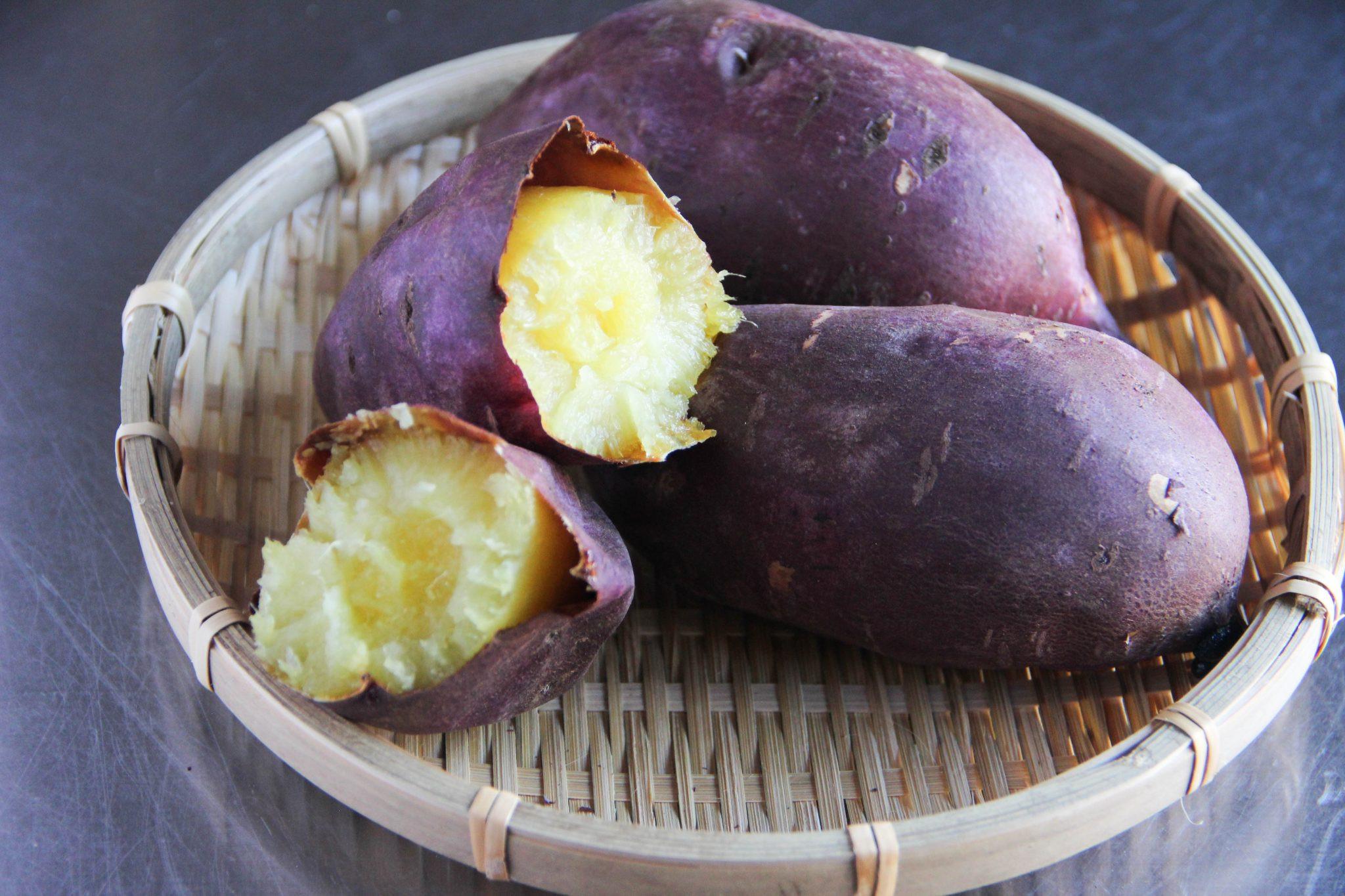 Potato In Japanese  Yaki Imo Recipe – Japanese Cooking 101