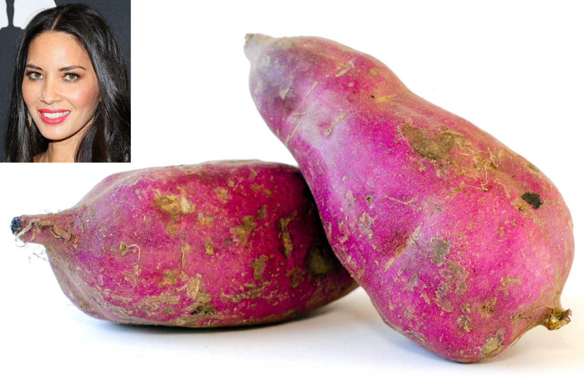 Potato In Japanese  Are Japanese sweet potatoes the fountain of youth