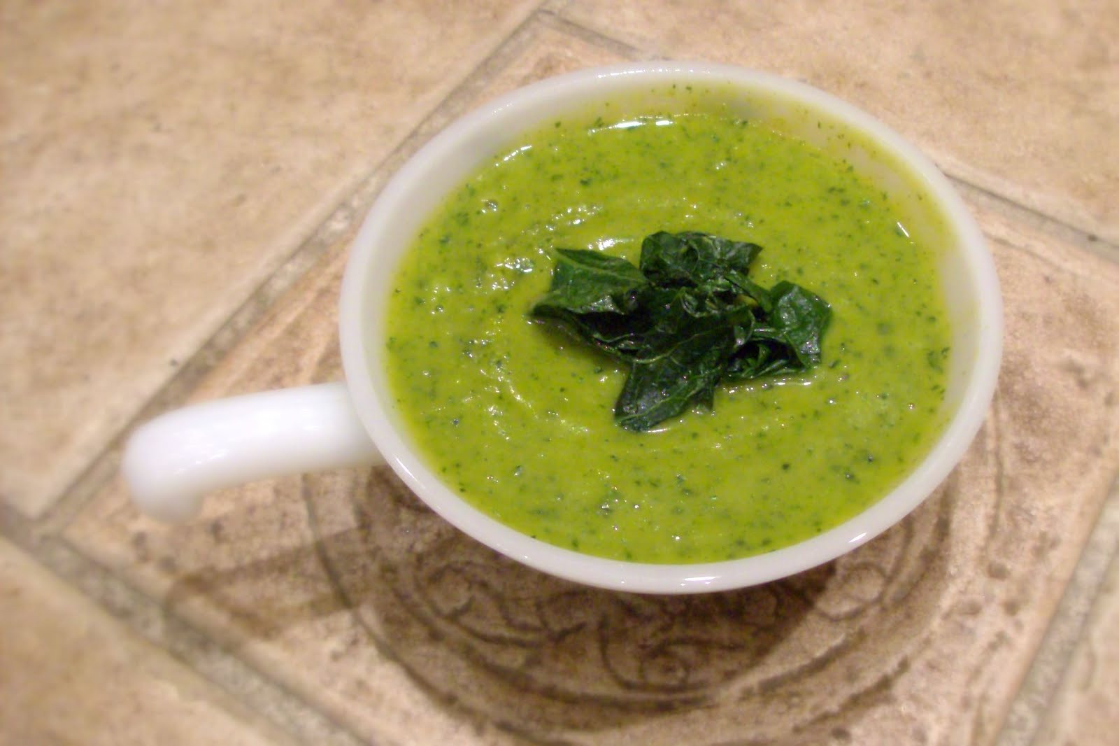 Potato Kale Soup  A Kuk s Kitchen Kale Potato Soup