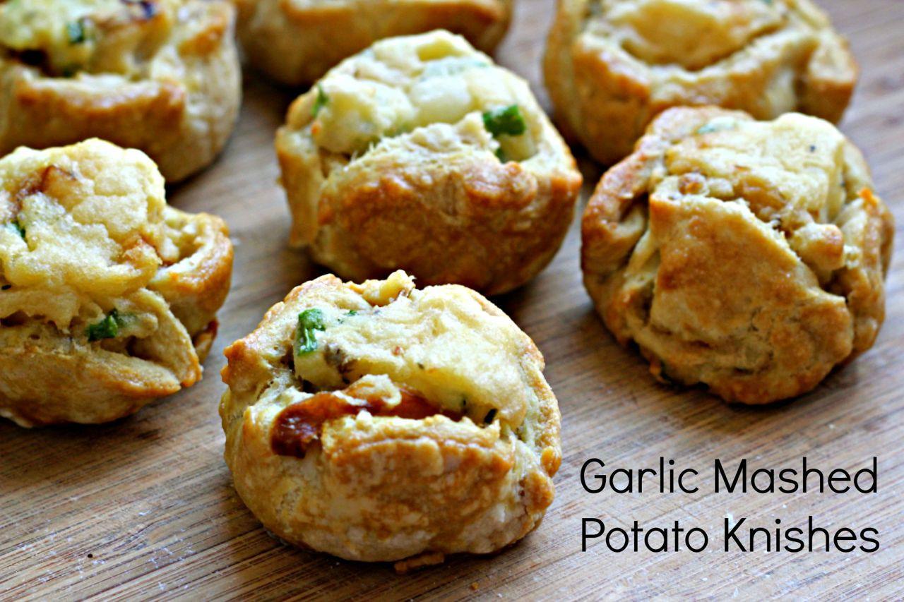 Potato Knish Recipe  Garlic Mashed Potato Knishes What Jew Wanna Eat