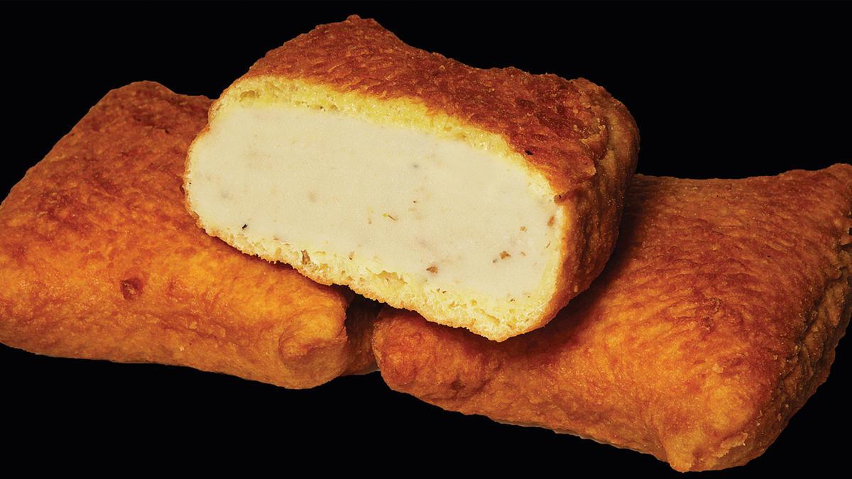 "Potato Knish Recipe  Knish Shortage Prompts Recipe fer for ""Knish a holics"