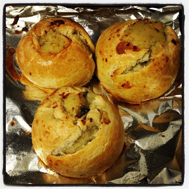 Potato Knish Recipe  The 25 best Knish recipe ideas on Pinterest