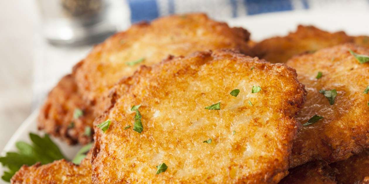 Potato Latke Recipe  Classic Potato Pancakes recipe
