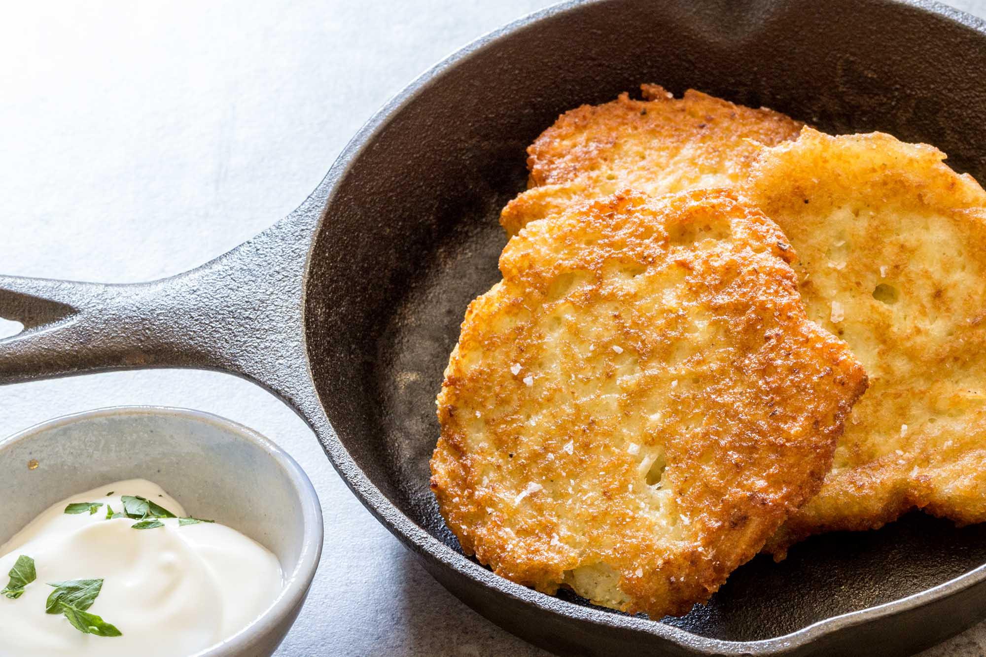 Potato Latke Recipe  Potato Latkes Recipe